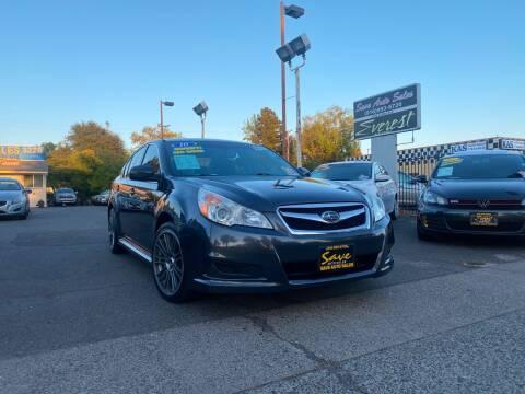 2010 Subaru Legacy for sale at Save Auto Sales in Sacramento CA