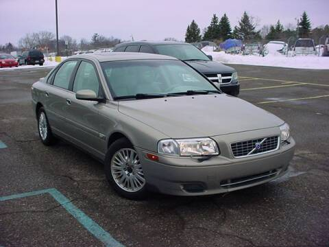 2004 Volvo S80 for sale at VOA Auto Sales in Pontiac MI