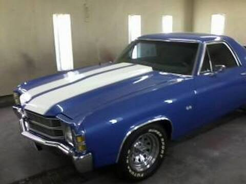1971 Chevrolet El Camino for sale at Haggle Me Classics in Hobart IN