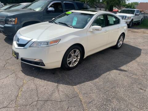 2011 Acura TL for sale at PAPERLAND MOTORS in Green Bay WI