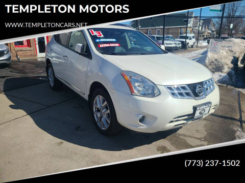 2013 Nissan Rogue for sale at TEMPLETON MOTORS in Chicago IL