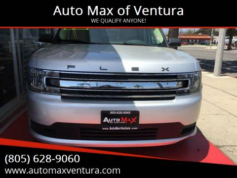 2014 Ford Flex for sale at Auto Max of Ventura in Ventura CA