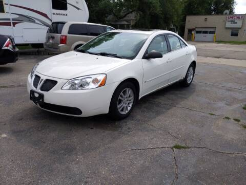 2006 Pontiac G6 for sale at NORTHERN MOTORS INC in Grand Forks ND
