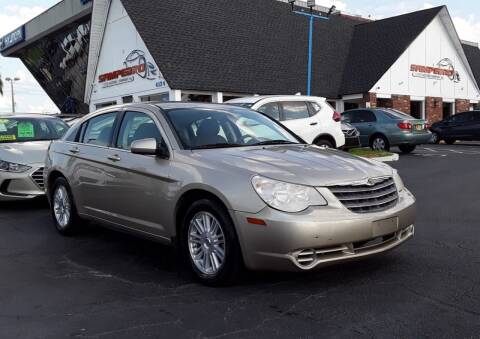 2007 Chrysler Sebring for sale at SAMPEDRO MOTORS COMPANY INC in Orlando FL