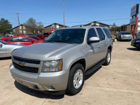 2009 Chevrolet Tahoe for sale at Car Gallery in Oklahoma City OK