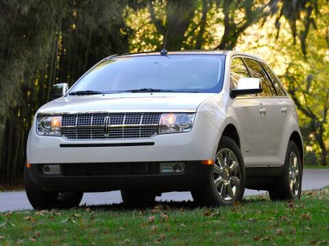 2008 Lincoln MKX for sale at GRIEGER'S MOTOR SALES CHRYSLER DODGE JEEP RAM in Valparaiso IN