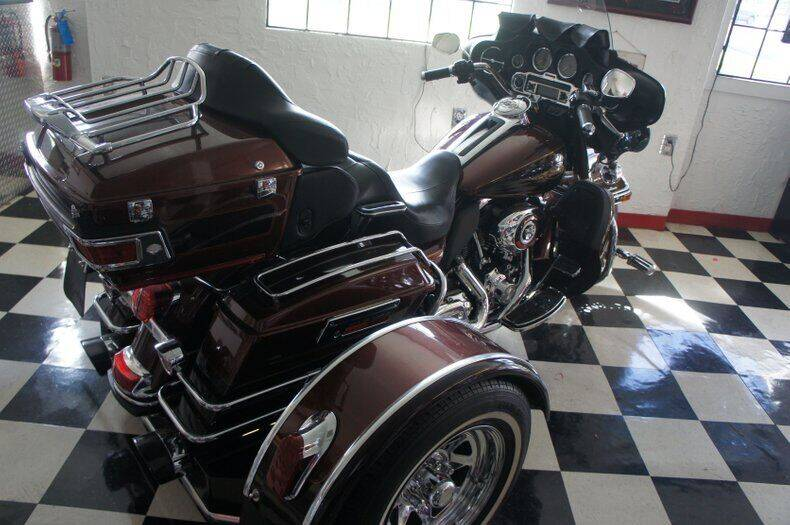2008 Harley Davidson Voyager Trike for sale at Dream Machines USA in Lantana FL
