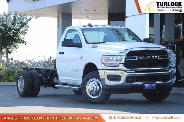 2020 RAM Ram Chassis 3500 for sale in Turlock, CA