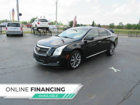 2016 Cadillac XTS Pro for sale at A to Z Auto Financing in Waterford MI