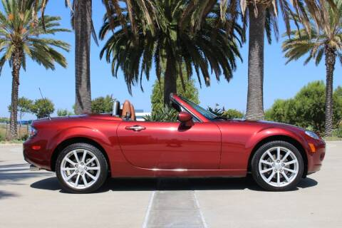 2008 Mazda MX-5 Miata for sale at Miramar Sport Cars in San Diego CA