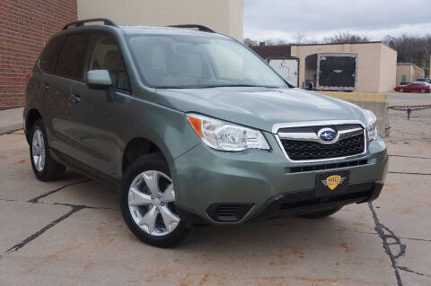 2016 Subaru Forester for sale at Effect Auto Center in Omaha NE