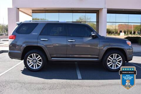 2011 Toyota 4Runner for sale at GOLDIES MOTORS in Phoenix AZ