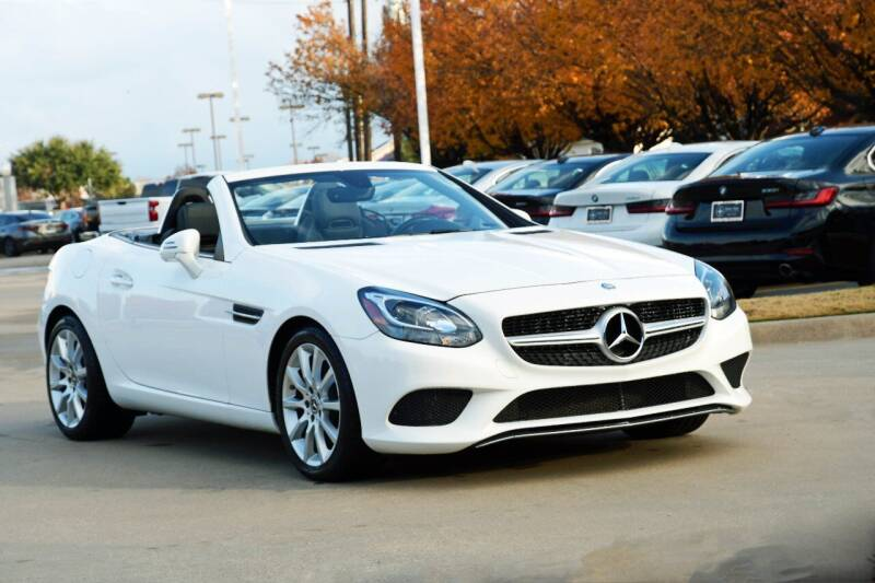 2019 Mercedes-Benz SLC for sale at Silver Star Motorcars in Dallas TX