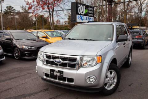 2012 Ford Escape for sale at EXCLUSIVE MOTORS in Virginia Beach VA