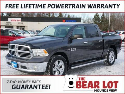 2017 RAM Ram Pickup 1500 for sale at Rydell Auto Outlet in Mounds View MN