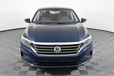 2020 Volkswagen Passat for sale at Southern Auto Solutions - Georgia Car Finder - Southern Auto Solutions-Jim Ellis Volkswagen Atlan in Marietta GA