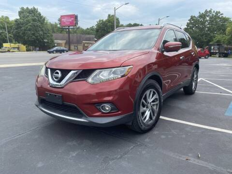 2014 Nissan Rogue for sale at Glory Motors in Rock Hill SC