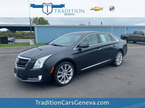2016 Cadillac XTS for sale at Tradition Chevrolet Buick in Geneva NY