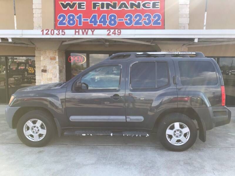 2006 Nissan Xterra for sale at FREDYS CARS FOR LESS in Houston TX