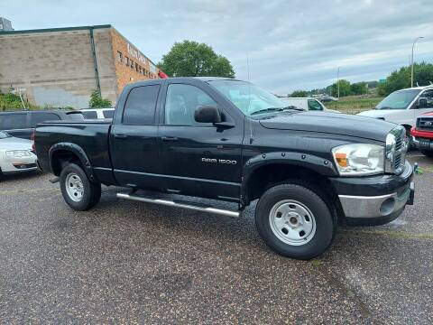 2007 Dodge Ram Pickup 1500 for sale at Family Auto Sales in Maplewood MN