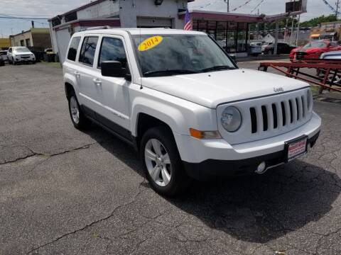 2013 Jeep Patriot for sale at Absolute Motors in Hammond IN