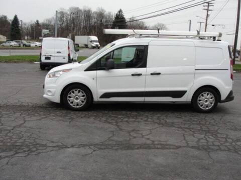 2016 Ford Transit Connect Cargo for sale at Caesars Auto in Bergen NY