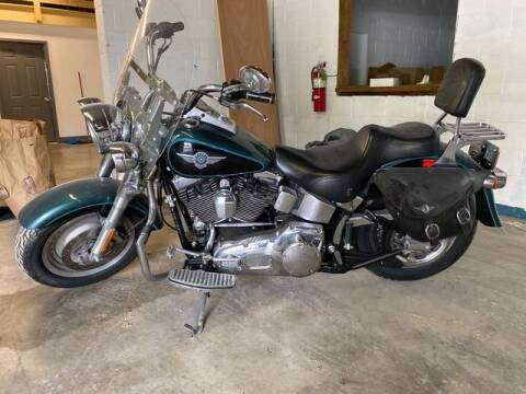 2000 HARLEY DAVIDSON FATBOY for sale at JC Auto Sales Inc in Belleville IL