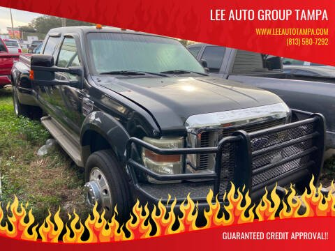 2008 Ford F-450 Super Duty for sale at Lee Auto Group Tampa in Tampa FL