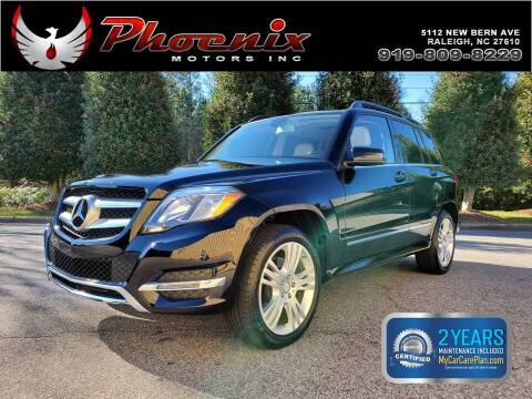 2015 Mercedes-Benz GLK for sale at Phoenix Motors Inc in Raleigh NC