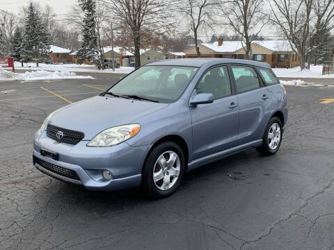 2006 Toyota Matrix for sale at Dittmar Auto Dealer LLC in Dayton OH