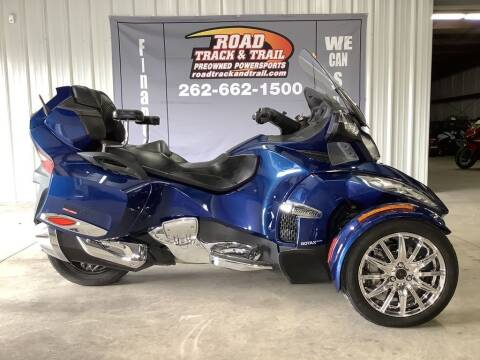 2016 Can-Am Spyder® RT Limited 6-Spee