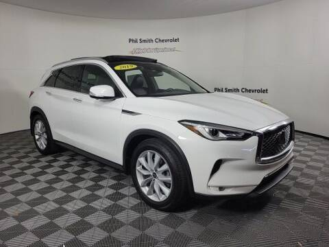 2019 Infiniti QX50 for sale at PHIL SMITH AUTOMOTIVE GROUP - Phil Smith Chevrolet in Lauderhill FL