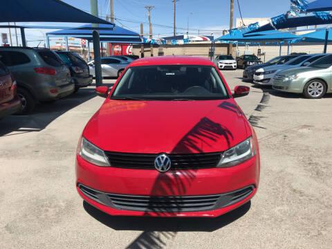2014 Volkswagen Jetta for sale at Autos Montes in Socorro TX