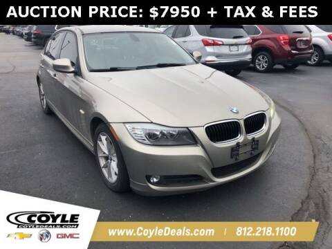 2010 BMW 3 Series for sale at COYLE GM - COYLE NISSAN - Coyle Nissan in Clarksville IN