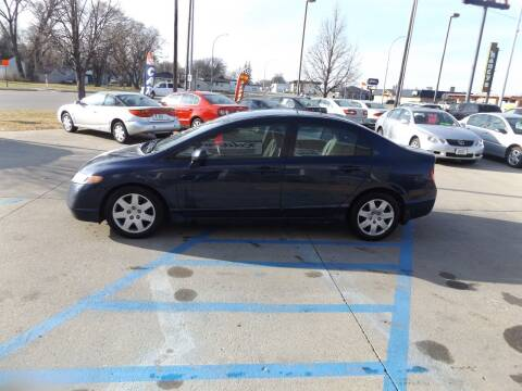 2008 Honda Civic for sale at Relaxation Automobile Station in Moorhead MN