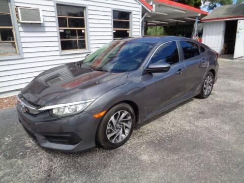 2016 Honda Civic for sale at Z Motors in North Lauderdale FL