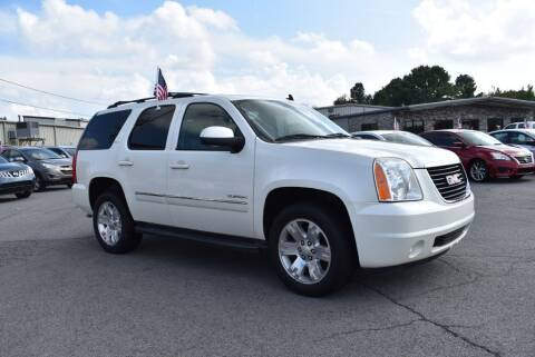 2011 GMC Yukon for sale at Auto Credit Xpress in North Little Rock AR
