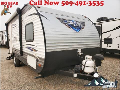 2018 Forest River 200RK for sale at Warner Auto Center in Kennewick WA