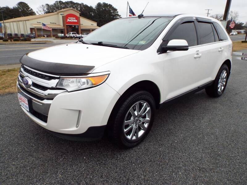 2013 Ford Edge for sale at USA 1 Autos in Smithfield VA