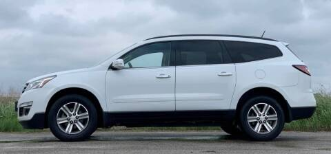 2016 Chevrolet Traverse for sale at Palmer Auto Sales in Rosenberg TX