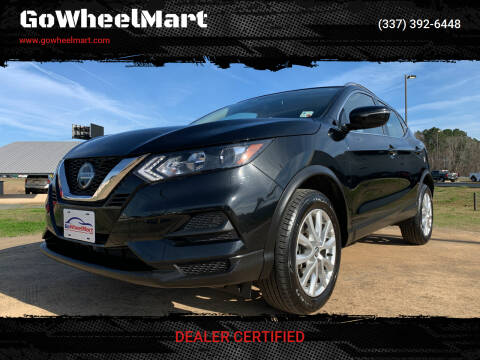 2020 Nissan Rogue Sport for sale at GOWHEELMART in Available In LA