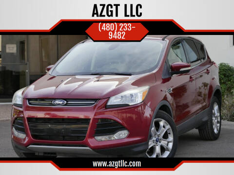 2013 Ford Escape for sale at AZGT LLC in Phoenix AZ