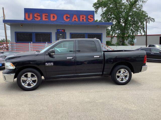 2016 RAM Ram Pickup 1500 for sale at Your Car Store in Conroe TX