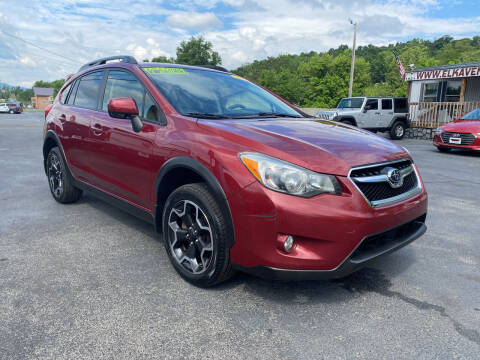 2014 Subaru XV Crosstrek for sale at Elk Avenue Auto Brokers in Elizabethton TN
