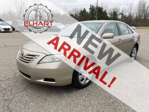 2007 Toyota Camry for sale at Elhart Automotive Campus in Holland MI