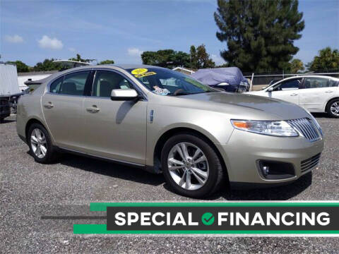 2011 Lincoln MKS for sale at Car Spot Of Central Florida in Melbourne FL
