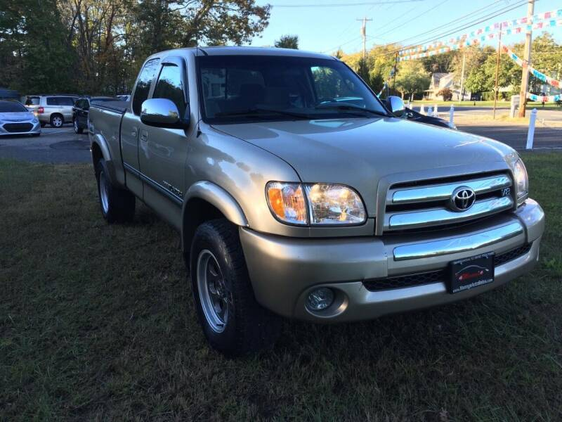 2003 Toyota Tundra for sale at Manny's Auto Sales in Winslow NJ