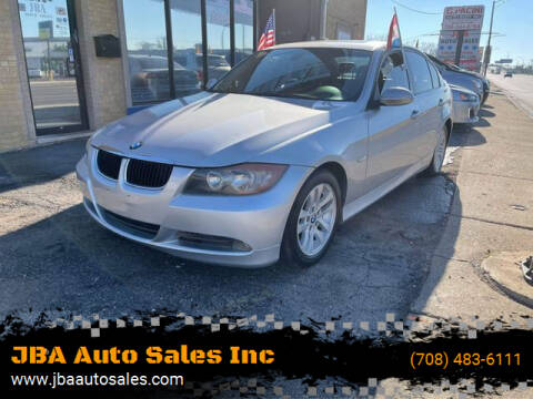 2006 BMW 3 Series for sale at JBA Auto Sales Inc in Stone Park IL