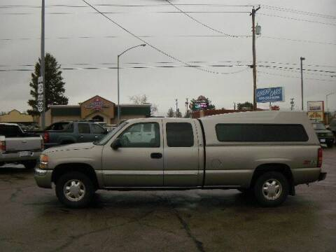 2003 GMC Sierra 1500 for sale at CHEAP CARS in Missoula MT