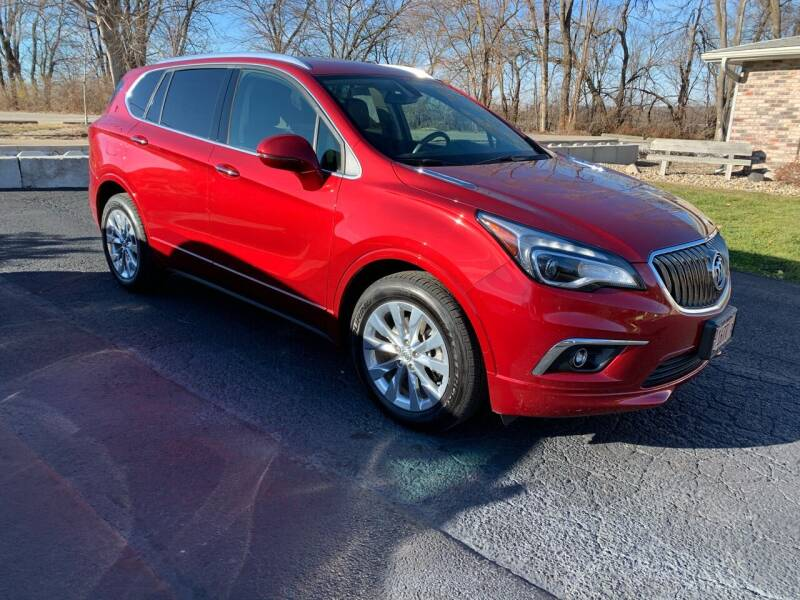 2017 Buick Envision for sale at PREMIUM PRE-OWNED AUTOS in East Peoria IL